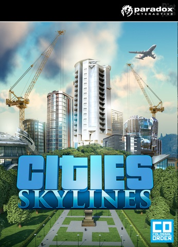 Cities: Skylines. Deluxe Edition [Steam-Rip] [2015|Rus|Eng|Multi7]