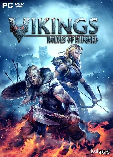 Vikings - Wolves of Midgard [v 2.1] (2017) PC | Лицензия