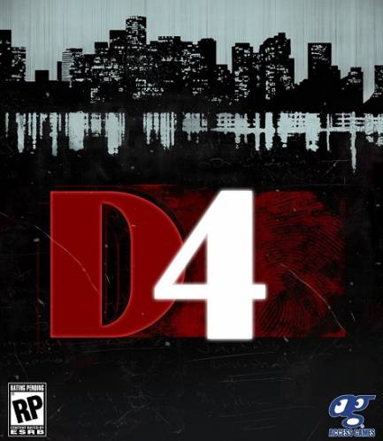 D4: Dark Dreams Don't Die (2015/PC/DEMO/Eng)