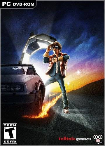 Back to the Future: The Game (2010-2011/PC/RePack/Rus-Eng) by R.G. Catalyst