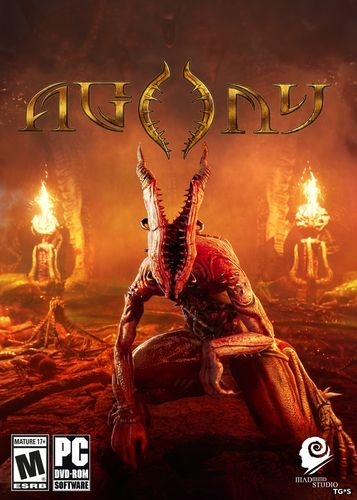 Agony Unrated [Update 1] (2018) PC | Repack by xatab