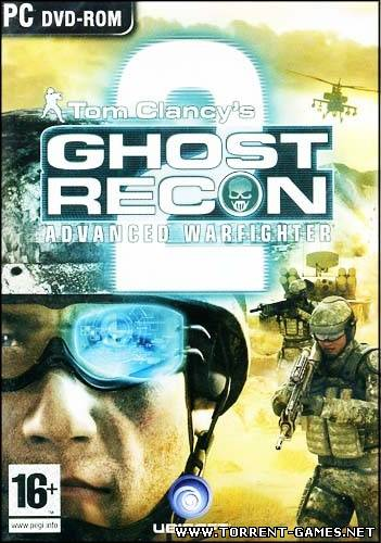 Tom Clancy's Ghost Recon: Advanced Warfighter 2 (2007/PC/RePack/Rus) by staloneone