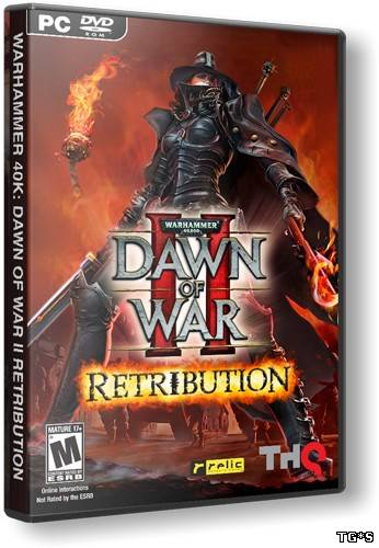 Warhammer 40,000: Dawn of War II. Dilogy (2010-2011) PC | RePack от R.G. Catalyst