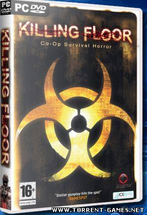 Killing Floor v.1037 (2012) PC | RePack