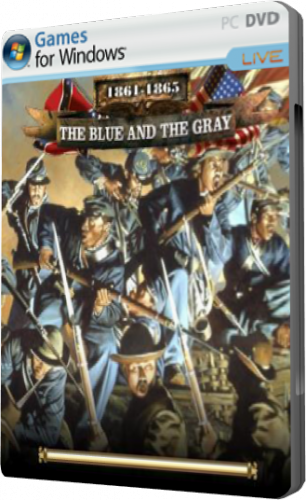 American Civil War: The Blue and the Gray [Mod/v.2.6] (2010/PC/Eng)