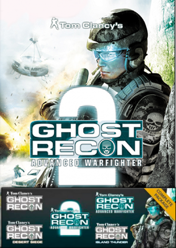 Tom Clancy's Ghost Recon Complete Pack (2001-2007/PC/Eng)