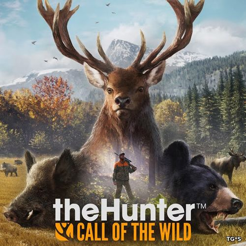 TheHunter: Call of the Wild [v 1.27 + DLCs] (2017) PC | RePack by xatab