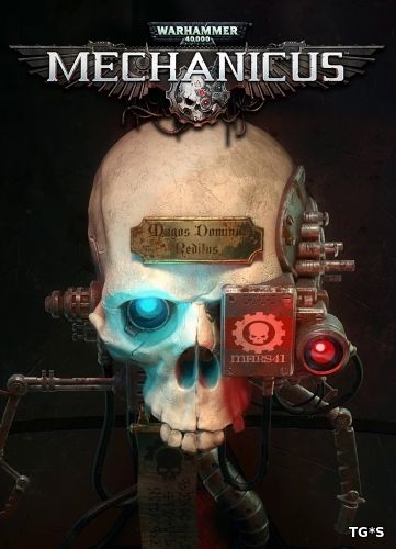 Warhammer 40,000: Mechanicus (2018) PC | RePack by R.G. Catalyst