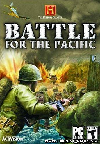 The History Channel: Battle for the Pacific (2009) PC | Лицензия