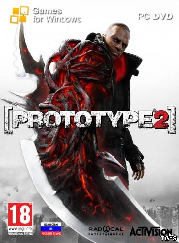 Prototype 2 (RUS\ENG\MULTI7) [DLC] [Steam-Rip] от R.G. Origins