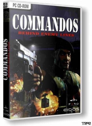 Commandos: Behind Enemy (1998) PC | RePack