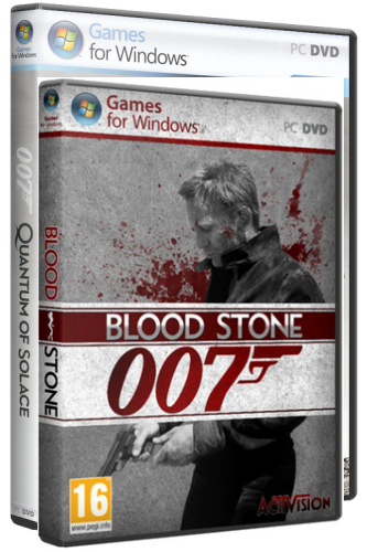 James Bond 007 - Trilogy (2002 - 2010) PC | Repack от VANSIK