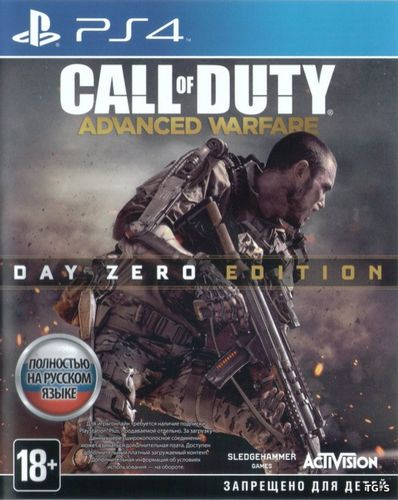 Call of Duty: Advanced Warfare [EUR/RUS]