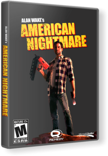 Alan Wake's American Nightmare (2012) PC | RePack от R.G. ReCoding