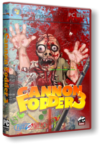 Cannon Fodder 3 (2011/PC/RePack/Rus) by ares
