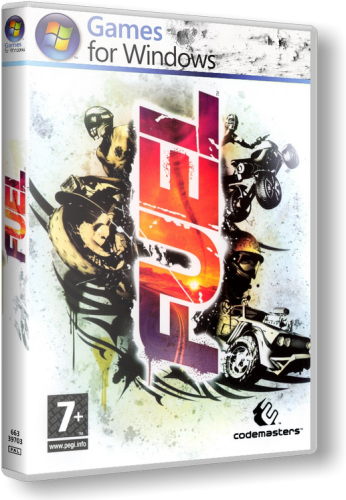 Fuel (2009/PC/RePack/Rus) by R.G Packers