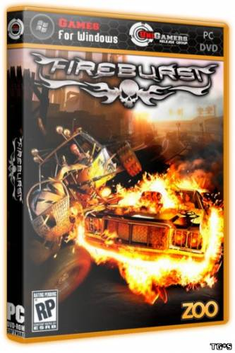 Fireburst (2012) (ENG/Multi5) Repack от R.G. UniGamers