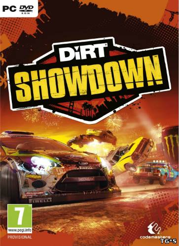 DiRT Showdown (2012) PC [Repack] от Sash HD {28.05.2012}