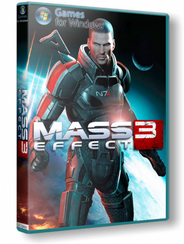 Mass Effect 3 (2012/PC/RePack/Rus) by a1chem1st