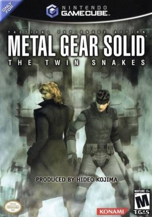 Metal Gear Solid - The Twin Snakes (2012) PC | MarkusEVO TG*