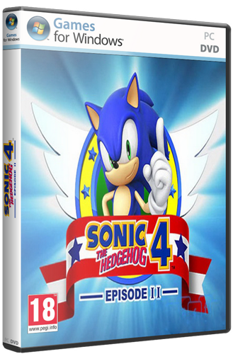 Sonic the Hedgehog 4: Episode II (2012) PC [Lossless RePack] by [~ISPANEC~]