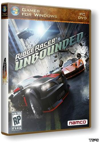 Ridge Racer Unbounded (2012) PC [v1.1.2] (RUS/ENG) [RePack] от R.G. Origami