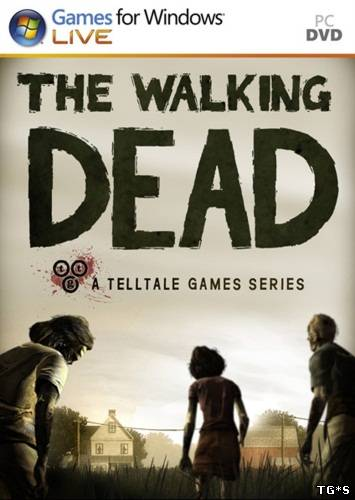 The Walking Dead - Episode 1 (2012) PC | Repack от Fenixx