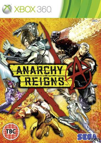 [XBOX360] Anarchy Reigns [Region Free][ENG][LT+ 2.0]