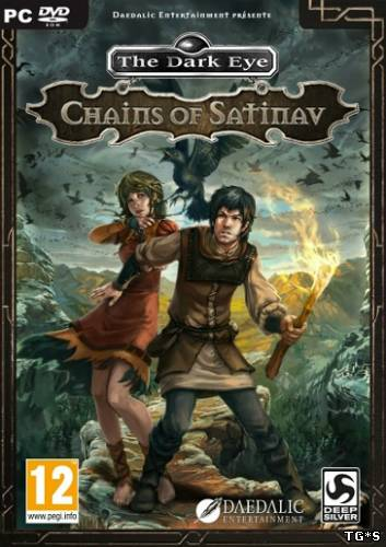 The Dark Eye: Chains of Satinav (2012) PC (ENG) [RePack] от SEYTER