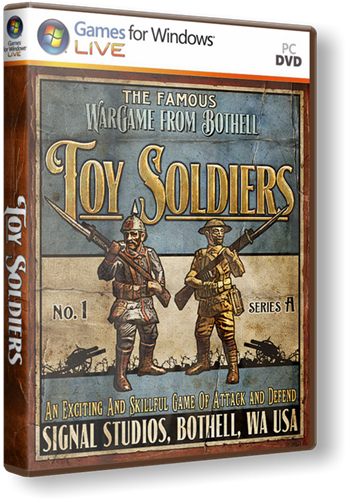 Toy Soldiers + 2 DLC (Microsoft) (ENG) [RePack] от SEYTER