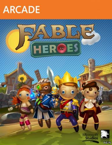 [JTAG/FULL] Fable Heroes [Region Free/ENG]