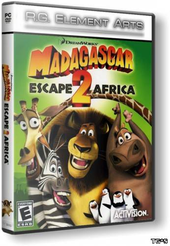 Madagascar: Дилогия / Madagascar: Dilogy (2005,2008) PC | RePack от Audioslave