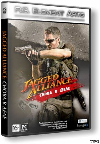 Jagged Alliance: Back in Action [v1.13a + 5 DLC] (2012) PC | RePack от R.G. Element Arts
