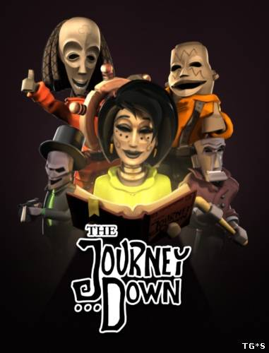 The Journey Down: Chapter One v1.0 (2012) РС [RePack] от R.G. ReCoding