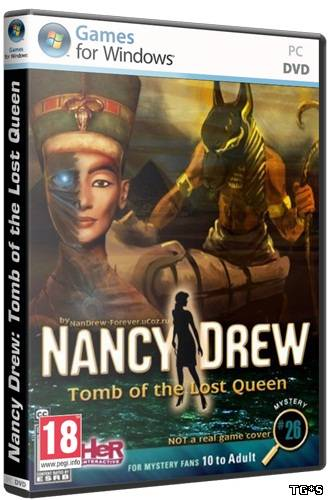 Nancy Drew: Tomb of the Lost Queen (2012) РС [RePack] от R.G ReCoding