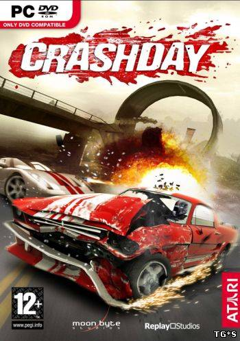 CRASHDAY EXTREME REVOLUTION 2 [Русская] (2011) PC