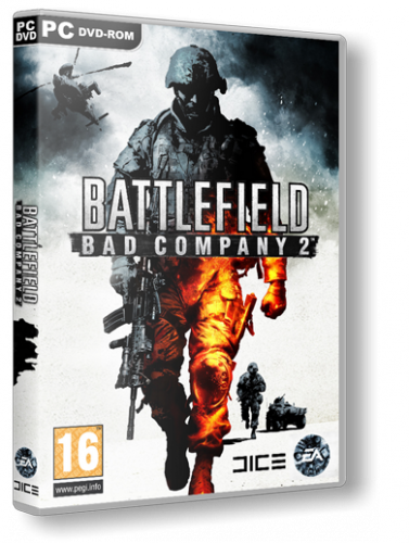 Battlefield: Bad Company 2 Multiplayer only [Test] (2010/PC/Rip/Rus)