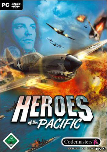 Heroes of the Pacific PC (RUS) [RePack] от Scorp1oN