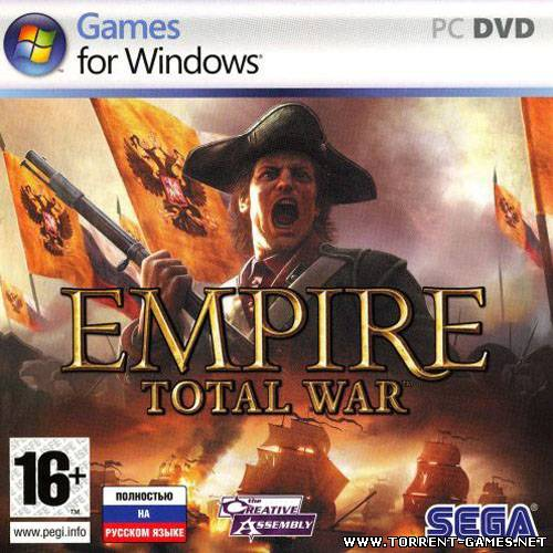 Empire: Total War [2014|Rus|Eng|Multi9]