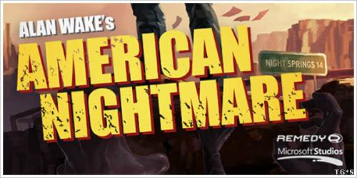 Alan Wake's American Nightmare. Review by JEDI