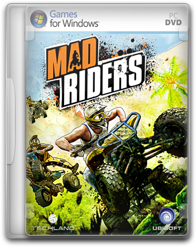 Mad Riders (2012) PC | RePack от SEYTER