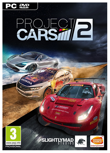 Project CARS 2: Deluxe Edition [v 7.1.0.1.1108 + 5 DLC] (2017) PC | RePack от R.G. Catalyst