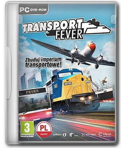 Transport Fever [Build 18381] (2016) PC | Лицензия