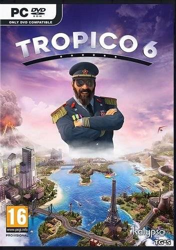 Tropico 6 - El Prez Edition [v 1.01 (97490)] (2019) PC | RePack by xatab