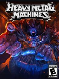 Heavy Metal Machines [2.05.956] (2017) PC | Online-only