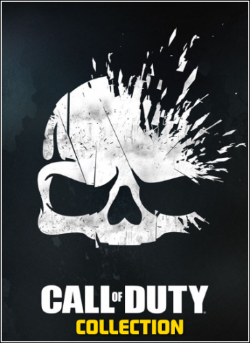 Call Of Duty - Collection (Activision) (RUS|RUS) [RePack] by dixen18