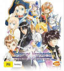 Tales of Vesperia: Definitive Edition (2019) PC | RePack от xatab