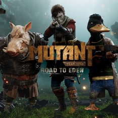Mutant Year Zero: Road to Eden (2018) PC | Лицензия