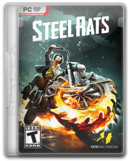 [SpaceX] Steel Rats [v 1.02 + DLC] (2018) PC (31.01)