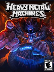 Heavy Metal Machines [2.07.983] (2017) PC | 01.02